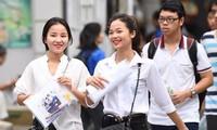 Có 132 học sinh được miễn kỳ thi tốt nghiệp THPT 2020. Ảnh mang tính minh họa