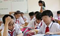 Thi tuyển vào lớp 6 các trường top đầu luôn thu hút lượng lớn thí sinh tham gia.