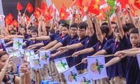 Trường Marie Curie và một số trường đã thông báo lùi lịch học năm mới.