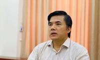 Ông Bùi Văn Linh, Vụ trưởng Vụ Giáo dục chính trị và Công tác học sinh - sinh viên (Bộ GD&ĐT)