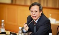 GS.TS Mai Ngọc Chừ, Phó Chủ tịch Hội đồng thẩm định sách giáo khoa Tiếng Việt 1.