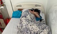 Học sinh Y. hiện đang được điều trị tại bệnh viện ở TP HCM.