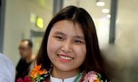 Học sinh Hải Phòng từng được thưởng 500 triệu vì giành Huy chương Vàng Olympic Sinh học quốc tế.