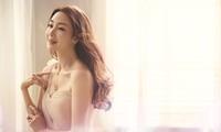 Choi Ji Woo 42 tuổi vẫn đẹp long lanh như thiên thần