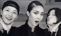 Cận ngày cưới, Song Hye Kyo và Song Joong Ki đi nghe nhạc kịch
