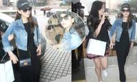 Vợ Quách Phú Thành thon thả sau hơn một tháng sinh con