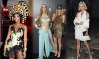 Ngắm 'nữ hoàng Cleopatra, Marilyn Monroe' quyến rũ trong tiệc Halloween