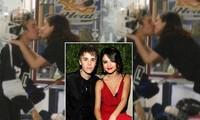 Selena Gomez hôn tình cũ Justin Bieber say đắm