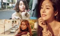 Dàn người đẹp xứ Hàn quyến rũ ngọt ngào trong tiết trời đông giá