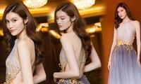 Nàng mẫu nội y gốc Hoa cuốn hút với vòng eo 'thắt đáy lưng ong'