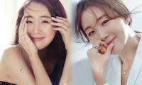 Nhan sắc mãi thanh xuân của 'người đẹp khóc' Choi Ji Woo