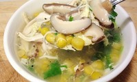 Súp gà, súp lươn, súp cua ngon miệng ấm nóng ngày đông