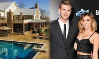 Năm mới, Miley Cyrus và bạn trai cải tạo nhà triệu đô để sinh con