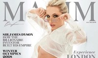 Cô gái chiến thắng 10.000 'chân dài' để lên bìa Maxim