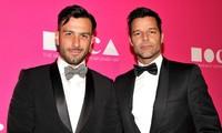 Ricky Martin kết hôn đồng tính với người tình kém 13 tuổi
