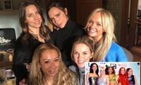 Lần đầu sau 6 năm, Spice Girls tái hợp với thù lao triệu đô