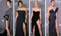 Dàn mỹ nhân diện váy siêu xẻ khoe chân dài