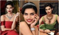 Thiên thần nội y Sara Sampaio lộng lẫy như công chúa