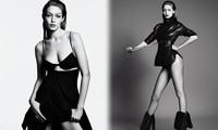 Gigi Hadid phô diễn dáng vóc nuột nà đến từng centimet