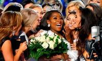 Mỹ nhân da màu 25 tuổi đăng quang Hoa hậu Mỹ 2019