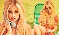 Avril Lavigne tái xuất xinh như búp bê sau tin đồn chết trẻ