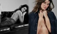Mỹ nhân Brazil Isabeli Fontana bán nude đầy cuốn hút