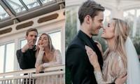 'Ông hoàng Youtube' PewDiePie bất ngờ làm đám cưới với bạn gái 8 năm