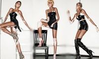 Siêu mẫu 9x Winnie Harlow khoe chân dài, dáng tạc tượng