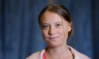 Giới trẻ toàn cầu ủng hộ mạnh mẽ 'chiến binh khí hậu' 16 tuổi Greta Thunberg