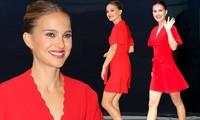 'Thiên nga đen' Natalie Portman U40 vẫn tươi trẻ quyến rũ