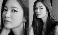 Song Hye Kyo quá đẹp với nhan sắc đỉnh cao trong ảnh đen trắng