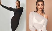 Mỹ nhân Nga Irina Shayk quyến rũ với thân hình đẹp như tạc tượng