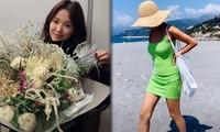 Đăng ảnh gợi cảm, Song Hye Kyo giản dị đón sinh nhật tuổi 38