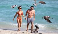 Sylvie Meis thả dáng nóng bỏng bên bạn trai ở Miami