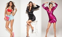 Ngất ngây đôi chân dài trứ danh của siêu mẫu Alessandra Ambrosio