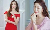 Ngỡ ngàng nhan sắc tuổi 43 của nữ thần sắc đẹp xứ Hàn Kim Hee Sun