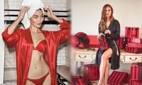 Dàn người đẹp Victoria's Secret rực lửa đón Giáng sinh
