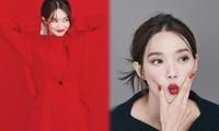 Nhan sắc không tuổi của 'hồ ly 9 đuôi' xứ Hàn Shin Min Ah