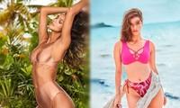 Ngắm dàn mỹ nhân Victoria's Secret diện áo tắm căng đầy sức sống