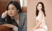 Kim Tae Hee đẹp như nữ thần ở tuổi 39