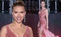 Scarlett Johansson khoe đường cong tròn đầy trên thảm đỏ BAFTAs 2020