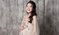 'Cô dâu 200 cây vàng' ở Nam Định sinh con đầu lòng