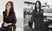 Song Hye Kyo 'tóc nâu môi trầm' sang chảnh ở Milan
