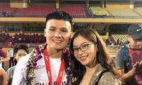 Thường xuyên 'thả tim', Quang Hải và bạn gái cũ Nhật Lê rộ tin tái hợp