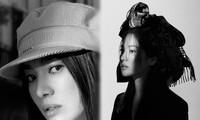 Song Hye Kyo sành điệu cực chất trên Bazaar Thái