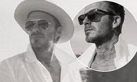 David Beckham U50 phong độ điển trai hút hồn qua ống kính con trai