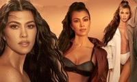 Chị cả nhà Kardashian nóng bỏng sắc vóc tuổi 40