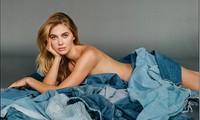 Đường cong quyến rũ của 'bông hồng Anh quốc' Megan Williams