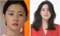 Ngỡ ngàng ngắm dàn 'quốc bảo nhan sắc' xứ Hàn sau 20 năm