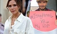 David Beckham chia sẻ thông điệp mùa Covid được dân mạng hưởng ứng